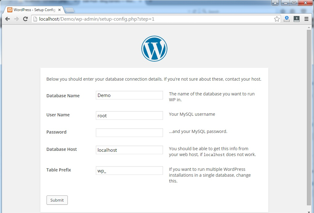 Wordpress-setting-fillup